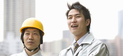 日本ピーシージー株式会社は工場プラント・パイプでの 安定稼働をお約束いたします! 人出不足の解消や危険回避に